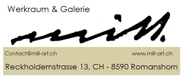 Neues Atelier in Romanshorn